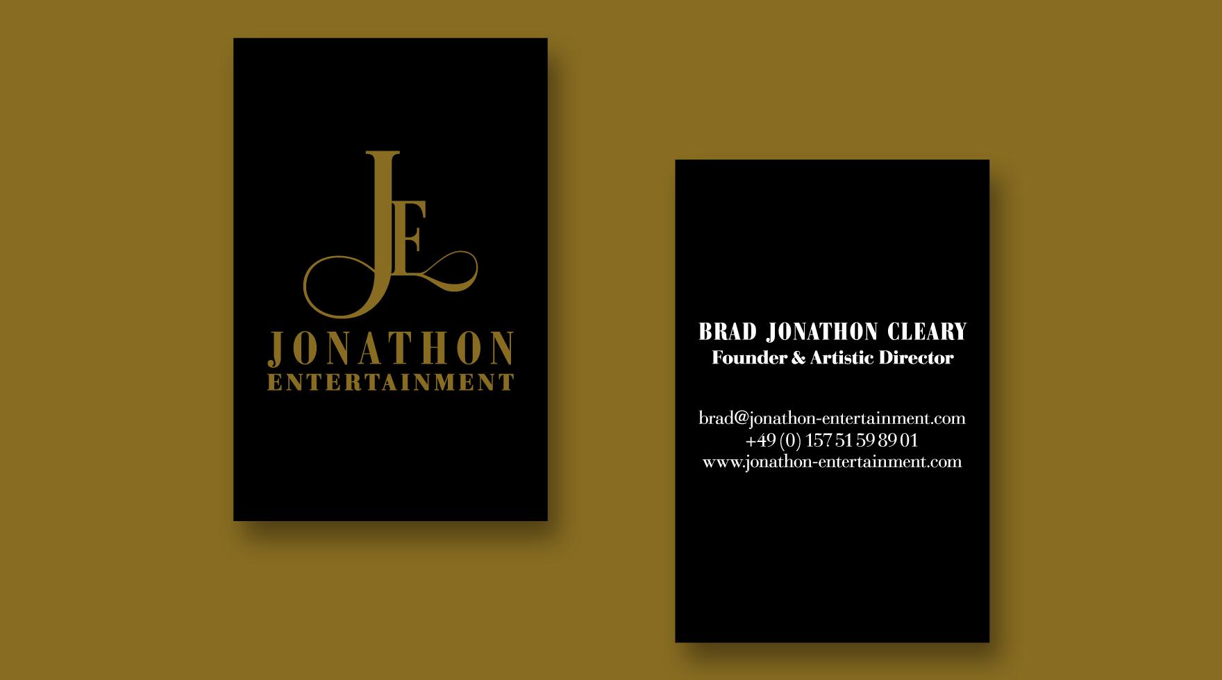 branding-jonathon-entertainment-agency-berlin