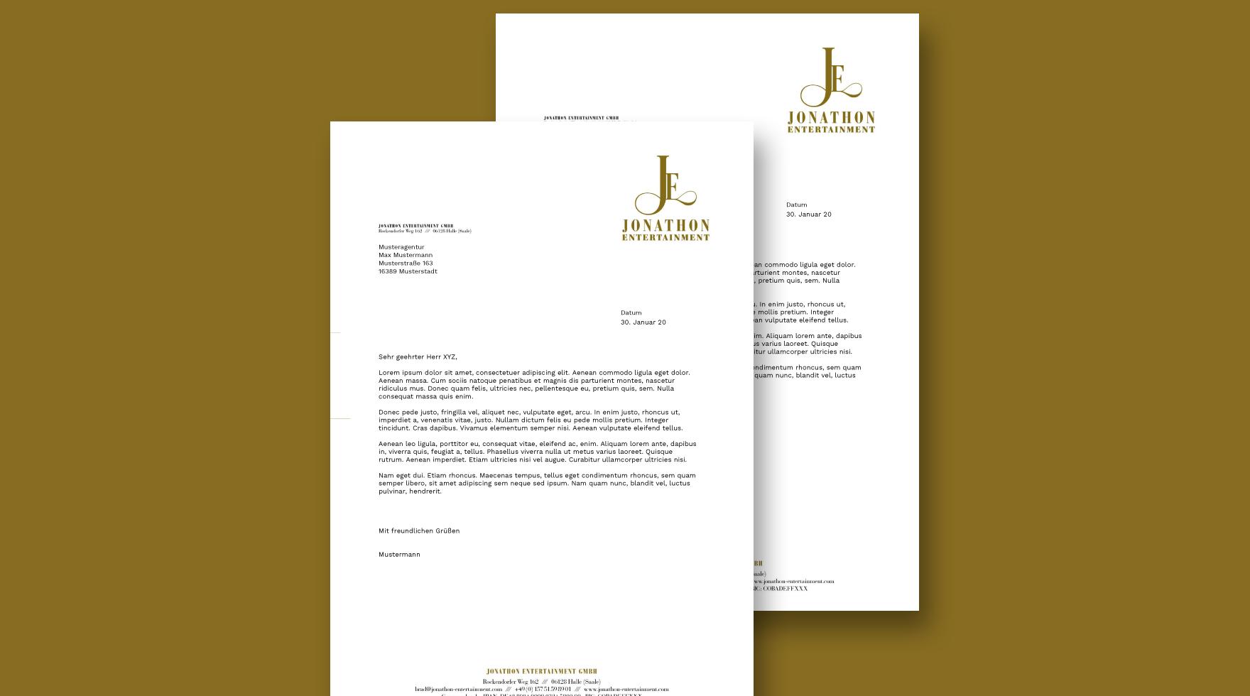 corporate-design-jonathon-entertainment-by-webkreation