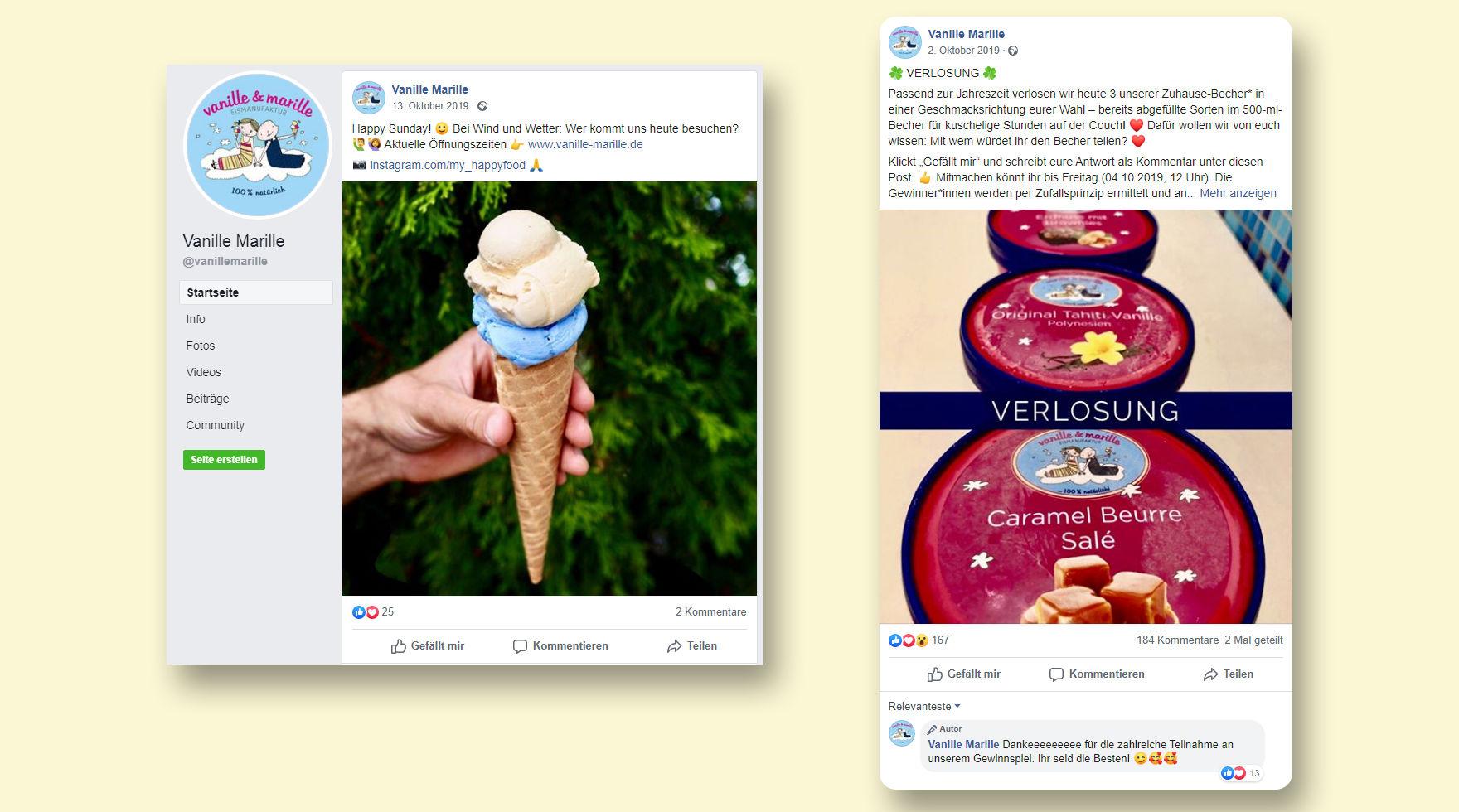 facebook-vanille-marille-social-media-agentur