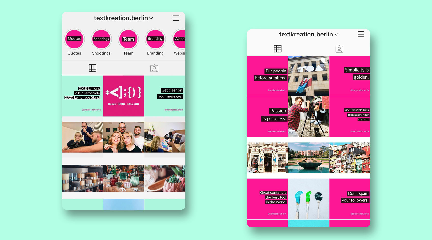 instagram-textkreation-berlin-agentur-social-media