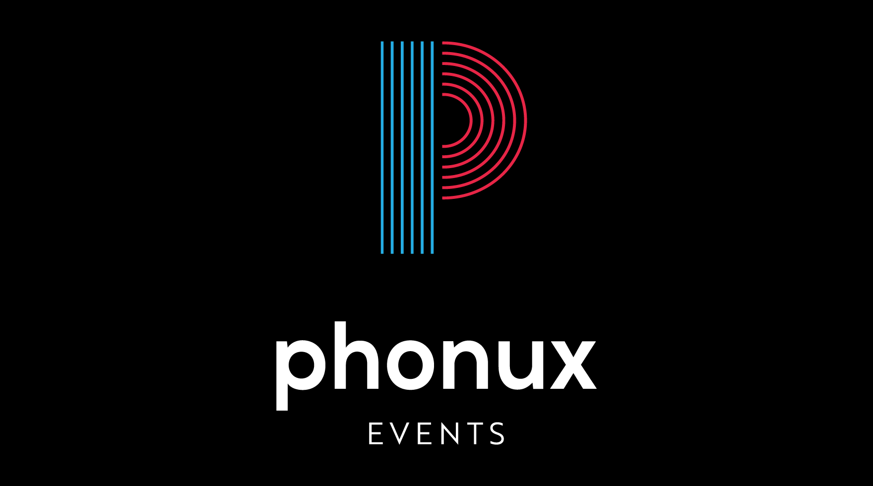 logo-design-phonux-events-by-webkreation