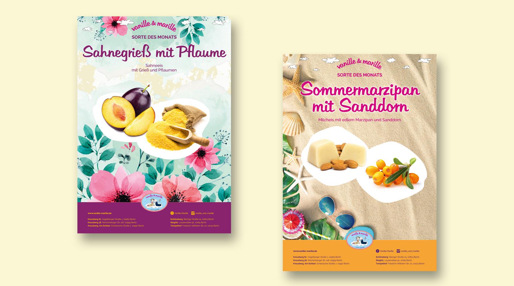 grafikdesign-plakate-vanille-marille-berlin-agentur
