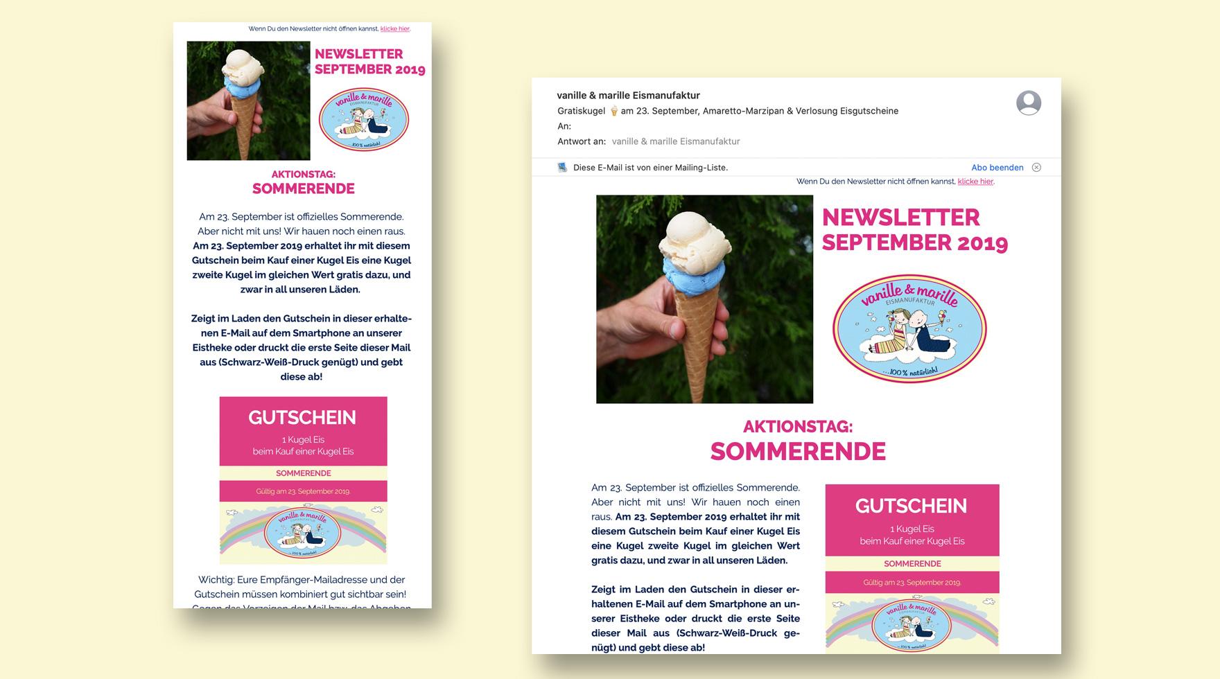 responsive-newsletter-vanille-marille-agentur