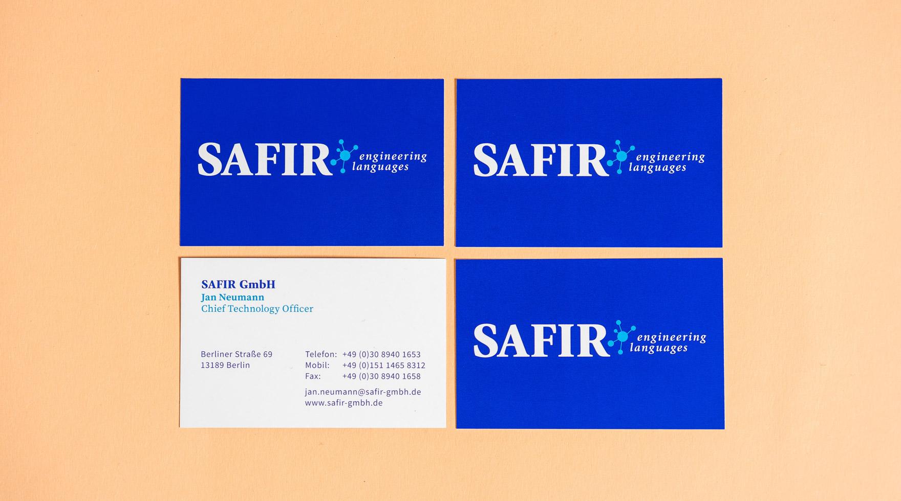 corporate-design-safir-gmbh-berlin-agency