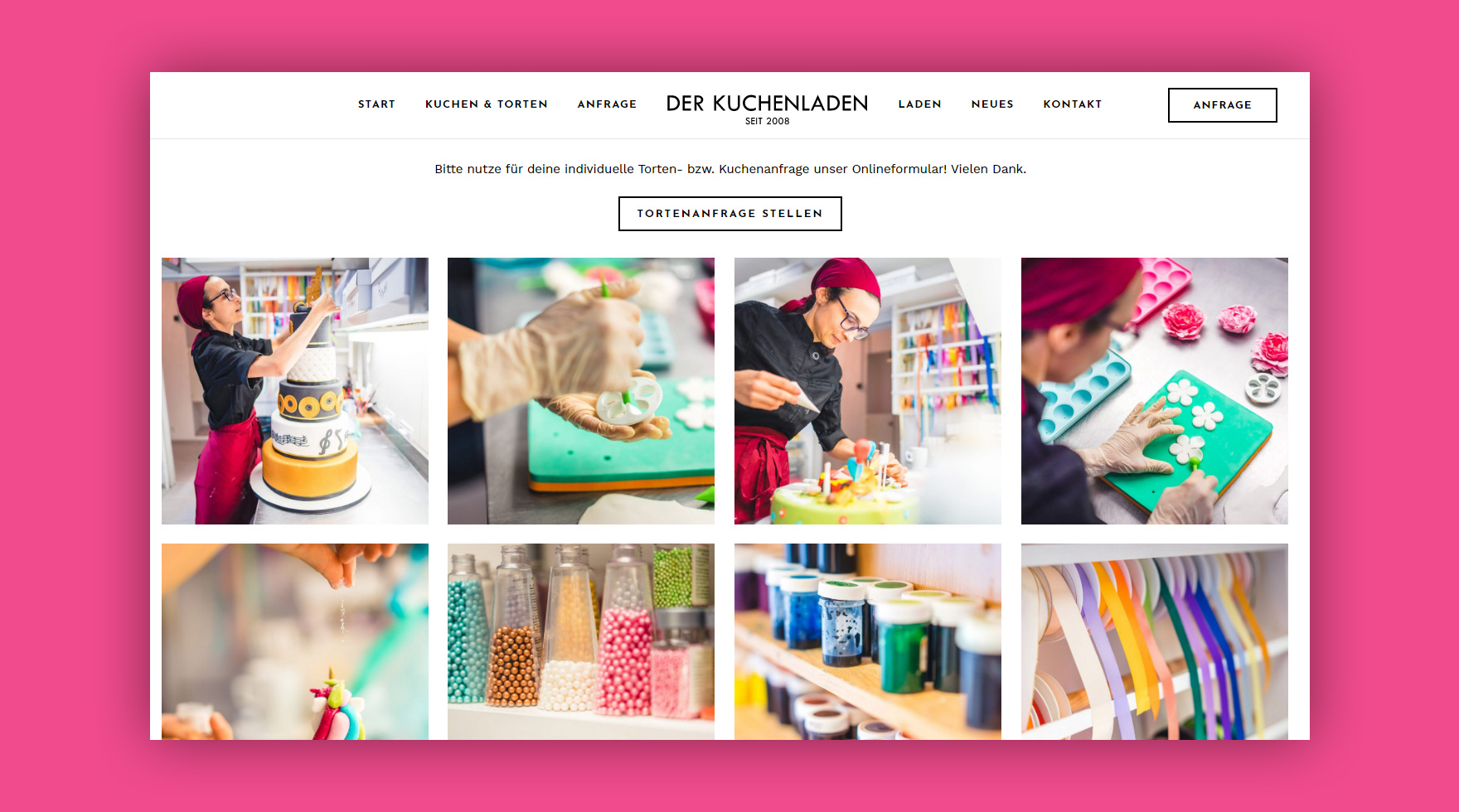 web-design-development-kuchenladen-berlin-agentur
